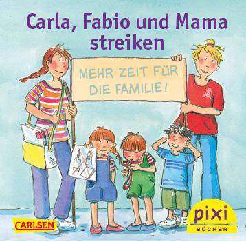 Pixi lehrt das Streiken