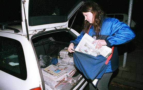 Die Lobby der Zeitungsverleger