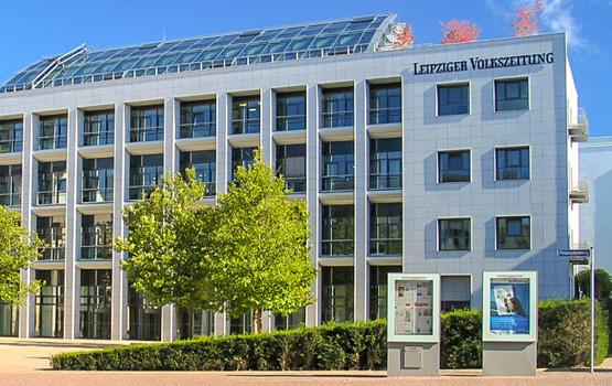 Druckerei in Leipzig schließt