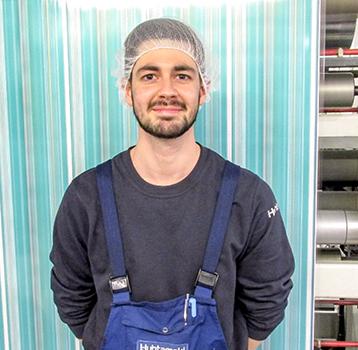 Fabian Hörmann, 23, Medientechnologe