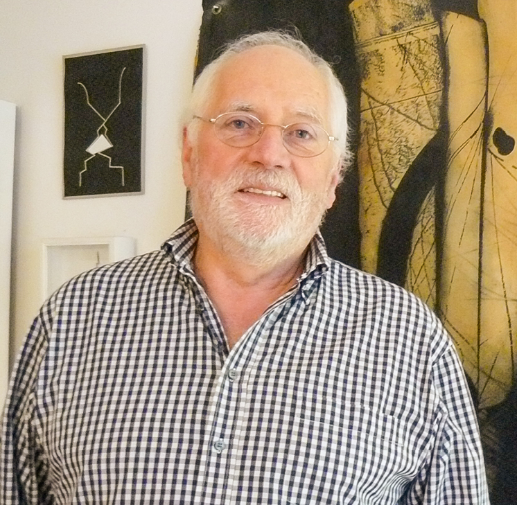 Roland Neuburg leitet Prüfungsausschuss an der IHK Köln