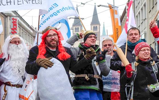 Obermain-Tagblatt: Durchbruch