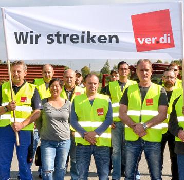 24-Stunden-Streik