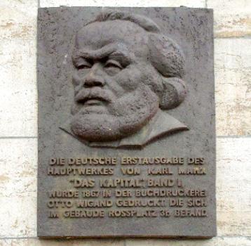 Leipzig gedenkt Marx