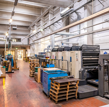 Die Insolvenzmacher produzieren Druckerei-Pleiten in Serie