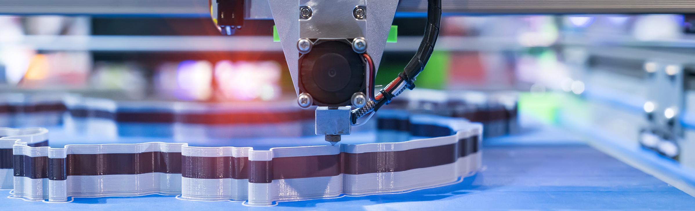 Ersatzteile aus dem Drucker